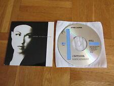 CYNDI LAUPER The World Is Stone 1992 EUROPEAN cardsleeve CD single