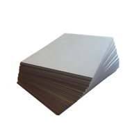 Boxboard A4 900GSM 1.5mm thick Backing Boards  Chip board  - Pack of 50