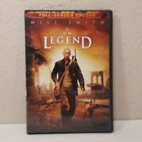 I Am Legend Full-Screen Edition DVD Will Smith