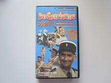 DE GENDARME OP DRIFT - VHS