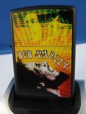ZIPPO  LIGHTER  BOB MARLEY 2012 SEALED NEW GIFT BOX SOUVENIR FAN COLLECTOR