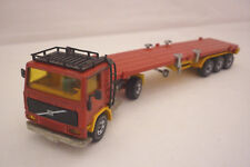 """"""" SIKU """" MODELL - VOLVO F 10 CONTAINER-TRANSPORTER - 3111 -  (9.SI-23)"""