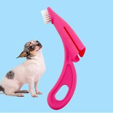 Super Soft Finger Brush Pet,Cat And Dog Bad Breath Mouth Cleaning Pet Toothbrush