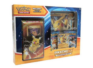 Pokémon TCG: Evolutions XY Pikachu EX Challenge Box - Cracked Ice Pikachu