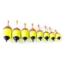 1x unique pêche flotteur Eva Electric éclairage flotteur vision nocturne Lsc
