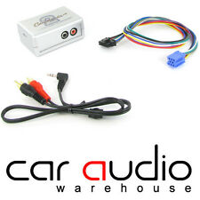 Connects2 CTVPGX010 Peugeot 407 2004 -2005 Car Aux iPhone iPod Interface Adaptor