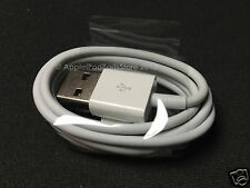Genuine Original iPhone 3g 3gs 4g 4gs touch ipod USB Sync charger Cable Cord