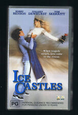 ~ICE CASTLES~ Bobby Benson, Tom Skerrit PG video/vhs