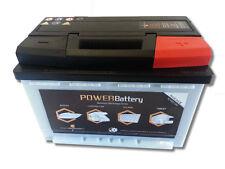 Batterie à decharge lente bateau 12v 100ah haut de gamme prête à l'emploi