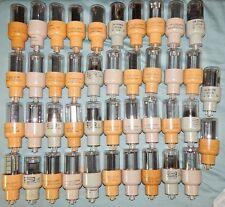 42 PIECES 5R4 CHATHAM & RAYTHEON QUALITY RECTIFIER TUBES VINTAGE USA 5R4WGB 5R4G