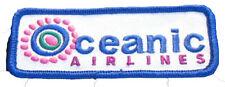 Oceanic Airlines -  LOST - TV Serie Patch - Uniform Aufnäher zum Aufbügeln - neu