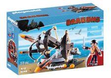Playmobil 9249 Dragons Eret with 4 Shot Fire Ballista