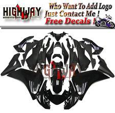 h Body Injection ABS For Honda CBR250RR 2011-2014 Fairings Bodywork Kit Black de