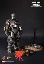 1/6 Scale Hot Toys MMS168 Iron Man Mark I (2.0) Sixth Scale