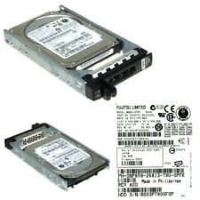 DELL 0np659 HDD SAS 147GB 10K RPM 6.3cm SUPPORTO NP659