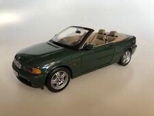 1:18 Kyosho BMW 3 Cabrio E46