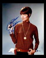 Barbara Feldon BAS Beckett Coa Signed 8x10 Get Smart Photo Certified Autograph