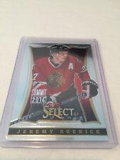 2013/14 Panini Select Hockey Jeremy Roenick Chicago Blackhawks Parallel #'d 1/5