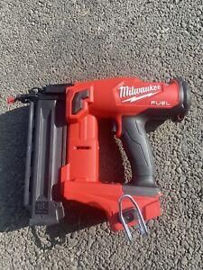 Milwaukee 2746-20 M18 FUEL 18 Ga. Brad Nailer Gen ll (Tool Only)