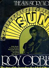 ROY ORBISON the sun story vol 4 US 1977 EX LP