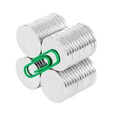 N50 0.71 x 0.08 inch Magnets Nickel/Copper Cylinder Magnetic Magnet