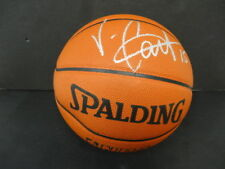 Vince Carter Signed Official NBA Spalding Basketball Auto PSA/DNA AD70146