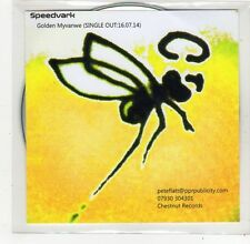 (FO782) Speedvark, Golden Myvanwe - 2014 DJ CD