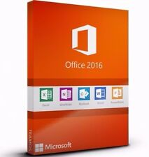 Microsoft Office 2016 Pro Professional Plus 100% GENUINE PRODUCT KEY 32&64 bits