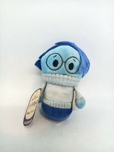 Sadness Itty Bitty Disney Pixar With Tag Blue Inside Out