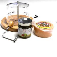 Set rallador de queso Tete de moine AOP media hogaza feigensenf capó girolle