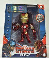 Ironman Captain America Civil War Metalfigs M46 Die-cast Metal