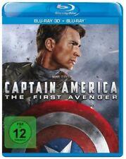 Captain America 1 - The First Avenger - 2 Disc [3D & 2D Blu-ray/NEU/OVP] Marvel