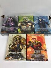 Lot Of 5 Magic The Gathering 30 Card Deck Liliana Ajani Chandra Jace SEALED