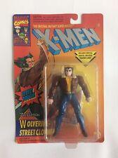 "1994 ToyBiz X-Men Wolverine (Street clothes) 7th Edition 5"" Action Figure"