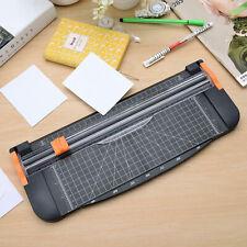 Cortador de papel de precisión A4 Guillotina de papel con 2 recambios Bismark