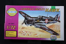 YD054 SMER 1/72 maquette avion 0841 Curtiss P 36 H.75 Hawk