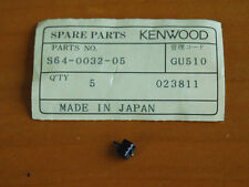 NOS Kenwood parts S64-0032-05 lever switch for CD players, other