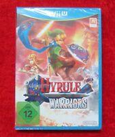 Hyrule Warriors, Nintendo Wii U The Legend of Zelda Spiel, Neu, deutsche Version