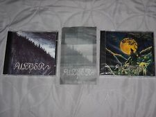 ULVER Bergtatt Et Eeventyr i 5 Capitler+Nattens Madrigal 2CD OOP NOR stillsealed