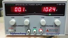 Adjustable Variable DC Power Supply Output 0-100V 0-10A AC110-220V KPS10010D
