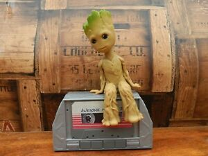 Marvel Guardians Of The Galaxy Dancing Groot by eKids - Aux Connectivity