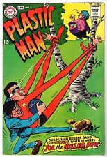 Plastic Man #9, Very Fine Condition*