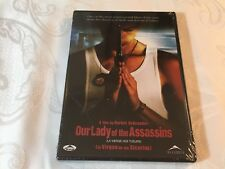 DVD OUR LADY OF THE ASSASSIANS REGION 1 RARE OOP SPANISH FRANCAIS