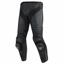 Pantalons noirs Dainese pour motocyclette Homme