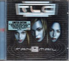 TLC - FANMAIL LIMITED EDITION CD 1999 LENTICULAR / HOLOGRAM COVER