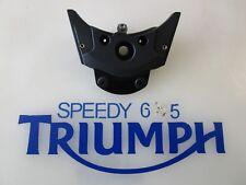 TRIUMPH STREET TRIPLE / R REAR SUB FRAME BRACKET & MOULDING T2070166 T2303029