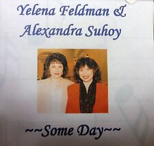 Some Day *CD* Songs in Russian & Instrumental Compositions * Y.Feldman, A.Suhoy