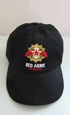 Red Army Vodka Logo Baseball Cap Adjustable Unisex Snap Back Trucker Cap