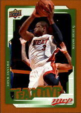 Upper Deck Original Basketball Trading Cards 2008-09 Season