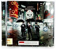 Jonas Brothers - Little Bit Longer Indonesia Edition MUSIC CD NEW SEALED